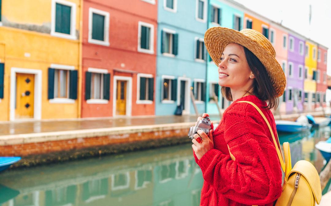 Balade photographique à Burano