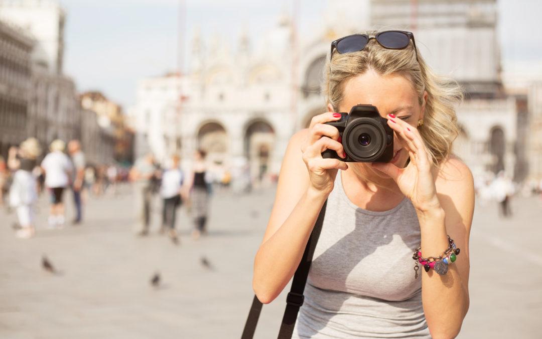 Balade photographique à Venise